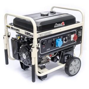 Бензиновий генератор Matari MX13003E